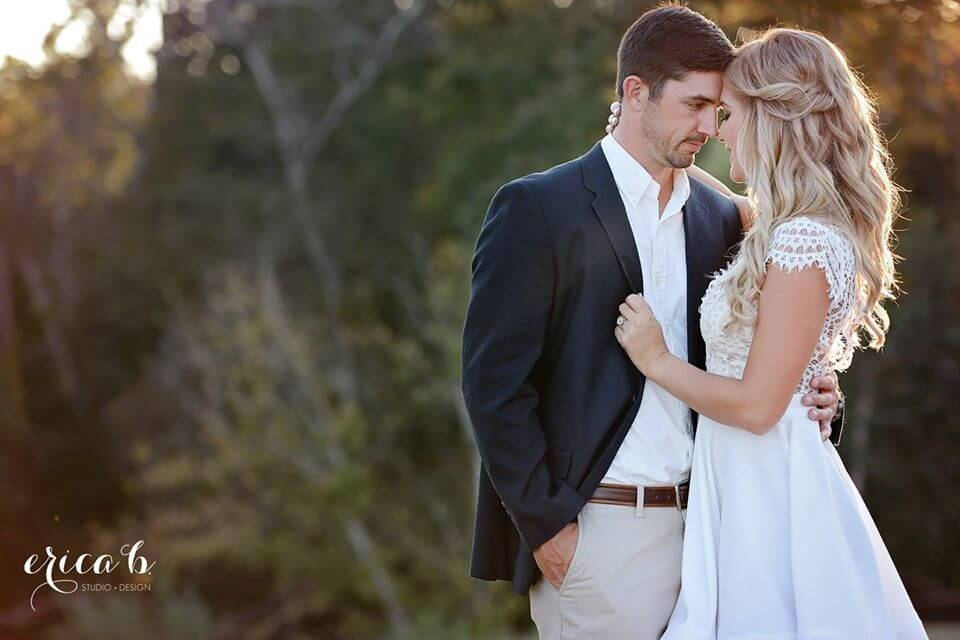 engagement session - jesse and brooke